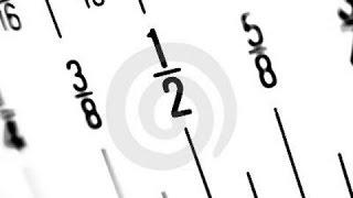 Fracciones de pulgada, 3/4 6/8 etc como funciona facil!