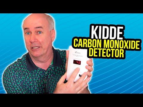 Kidde Carbon Monoxide Alarm Review