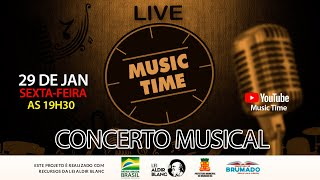 Live Concerto Musical (Music Time)