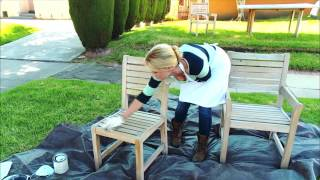 Reviving Outdoor Furniture | Design On A Dime | Hgtv Asia