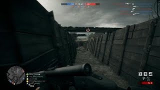 Battlefield™ 1 when the game gives you a triple kill