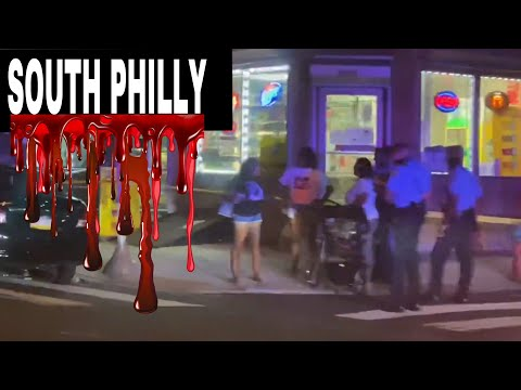 SOUTH PHILADELPHIA ON A FRIDAY NIGHT [MUST WATCH]