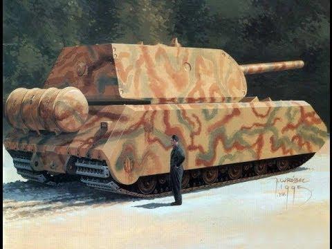 Maus в Ground War Tanks