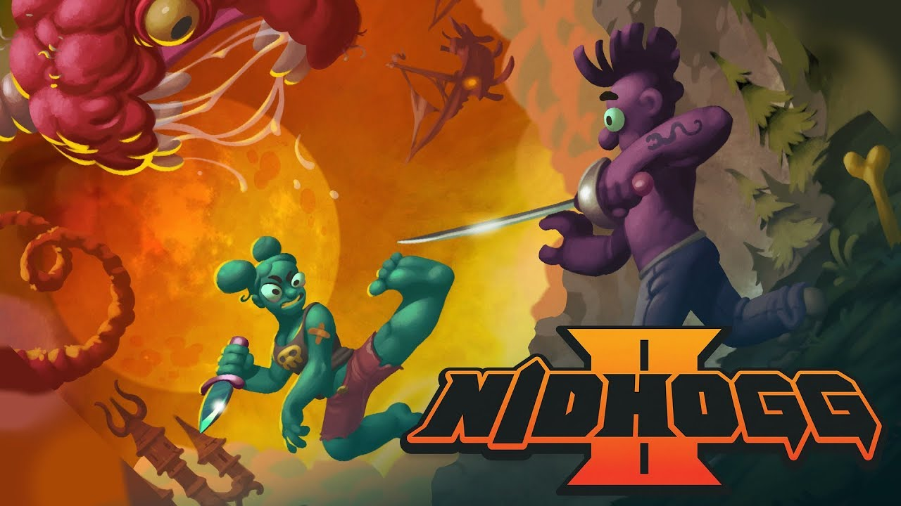 how to get nidhogg 2 for free