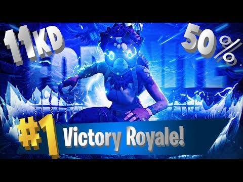 How I Have 11 KD And 50% Win Ratio In Fortnite Battle Royale