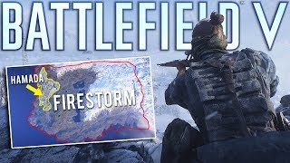 Battlefield 5 Firestorm is MASSIVE!
