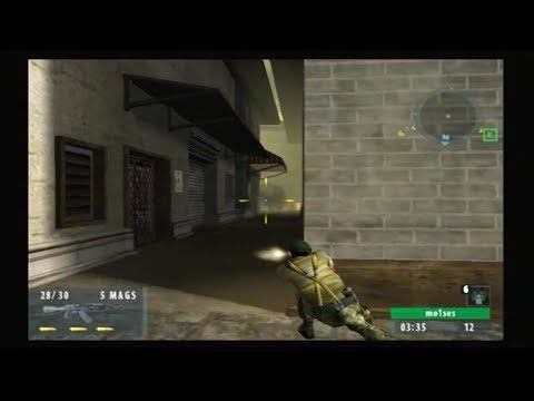 SOCOM II PS2 Online | XLink Kai | 30-nov-17