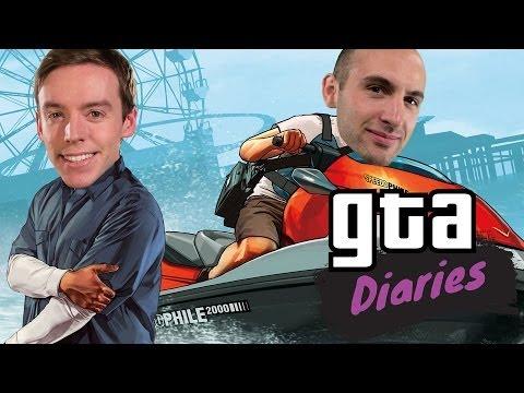 Day at the Beach - GTA Diaries