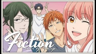 Gambar cover Fiction • english ver. by Jenny (Wotaku ni Koi wa Muzukashii OP)