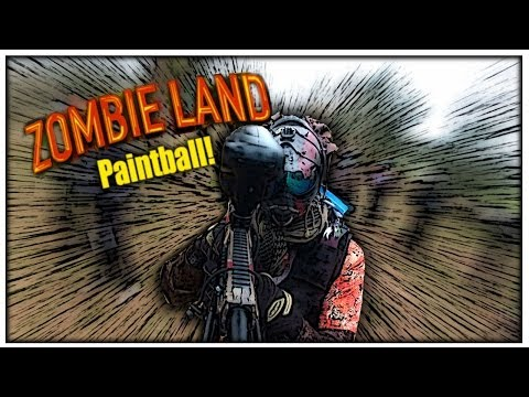"GoPro Paintball ""ZOMBIELAND Big Game"" By Shoreline Paintball"