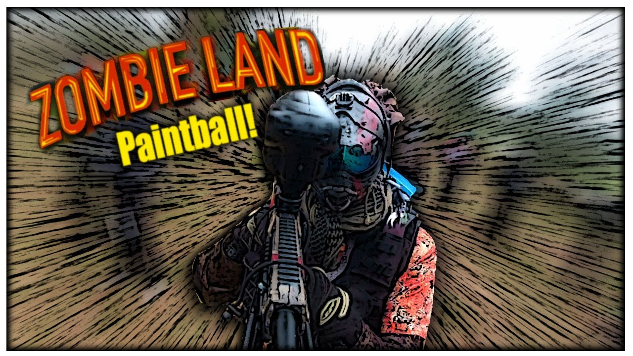 "GoPro Paintball ""ZOMBIELAND Big Game"" By Shoreline ..."