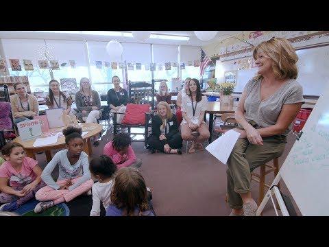 Teacher Training at Rhode Island College Lab School