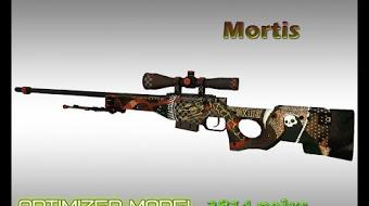 CSGO AWP Mortis HD Skin For CS 16