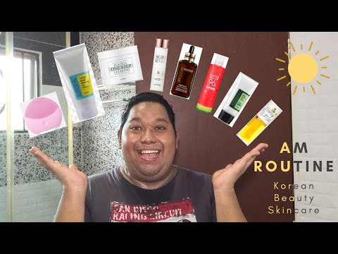 i-tried-a-10-step-korean-skincare-routine-for-a-month-|-am-skincare-routine-|-must-watch