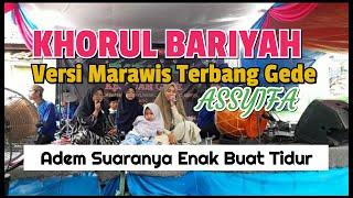 Download KHOIRUL BARIYAH || Cover Marawis Terbang Gede Assyifa Kp.Buah Gede Serang Banten