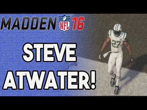 Steve Atwater!! | Head to Head Season | Madden 16 Ultimate Team Game-play