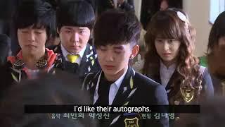 Video Lovelyz Yoo Jiae cameo - Master of Study (Ep 9) download MP3, 3GP, MP4, WEBM, AVI, FLV Mei 2018