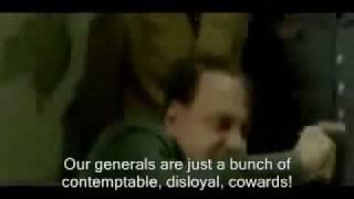 Downfall: Famous Bunker Scene (Actual Translation)