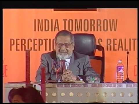 India Today Conclave: Q&A With VC Naipaul