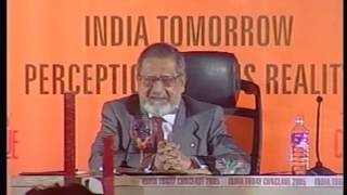 India Today Conclave: Q&A With V.S. Naipaul