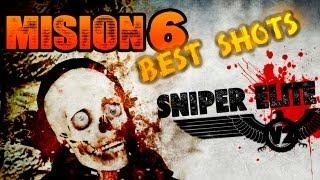 Sniper Elite V2 - Best Shots - Misión 6