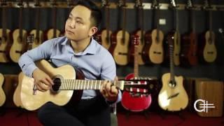 Con chim vành khuyên - Văn Anh chuyển soạn và độc tấu Guitar