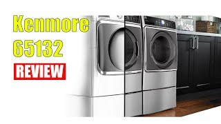 Kenmore 65132 7.0 cu. ft. Electric Dryer with SmartDry Plus Technology in White Review 2018