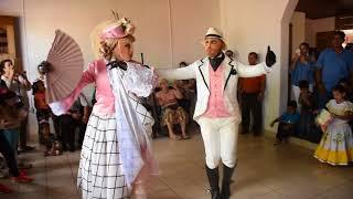 la danza negra baile de negras mitotiani