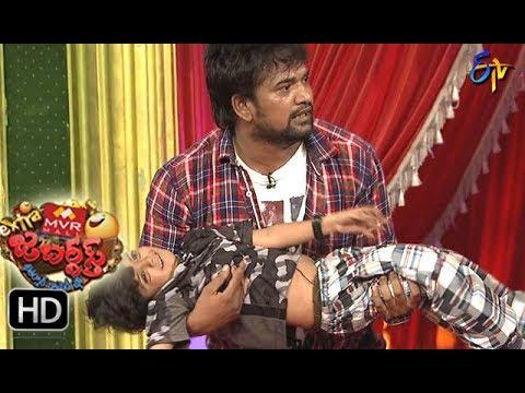 Punch Prasad, Naughty Naresh Performance | Extra Jabardsth | 8th September 2017| ETV  Telugu