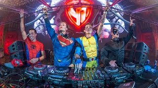 Superheroes LIVE @ Super You&Me Stage, Tomorrowland, Belgium (2015)