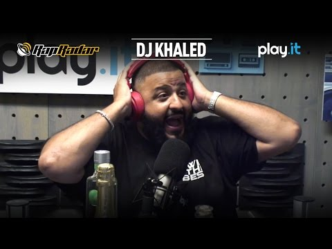 "DJ Khaled on Getting Jay Z In The Video For ""I Got The Keys"" - Rap Radar"