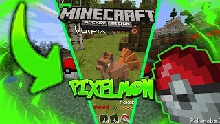 pixelmon Minecraft на Андроид
