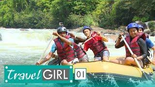 Travel Girl | Episode 01 | Kitulgala - (2019-05-12) | ITN Thumbnail