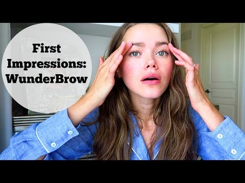 First Impressions: Wunderbrow | Love It Or Hate It?