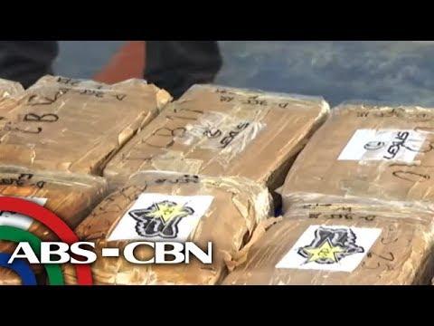 'Sindikato, posibleng responsable sa drogang nabawi sa dagat'