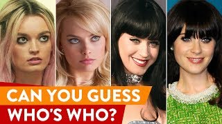 Celebs Often Confused for Each Other |⭐ OSSA Lists