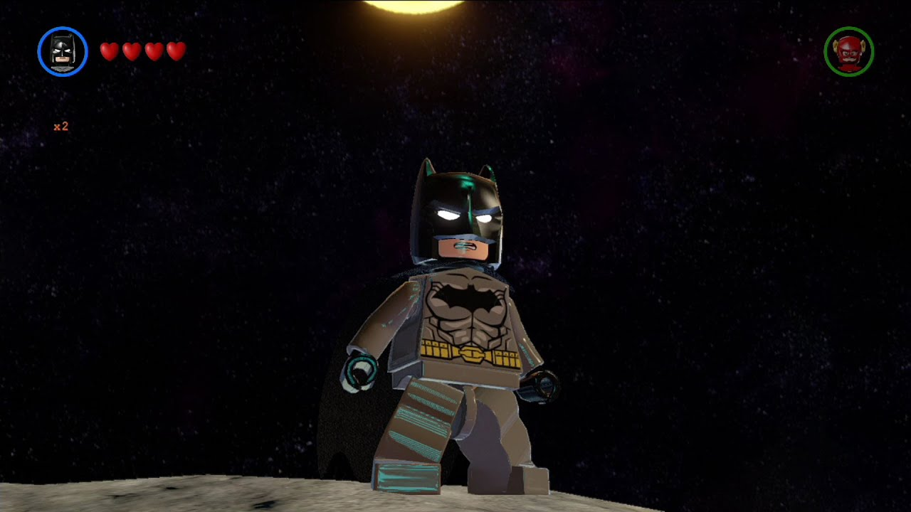 LEGO Batman 3: Beyond Gotham - Batman Free Roam Gameplay ...