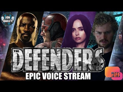 THE DEFENDERS S1Ep1 (Epic Voice LIVE)