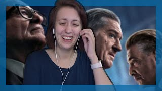 THE IRISHMAN Official Trailer REACTION