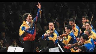 Música y Política: La trayectoria del director Gustavo Dudamel