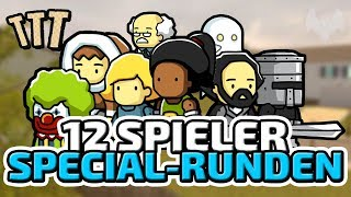 12 Spieler Special-Runden  - ♠ Trouble in Terrorist Town ♠ - Let's Play TTT - Dhalucard