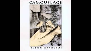 Camouflage – The Great Commandment (John Luongo Mixes) (US 12″)