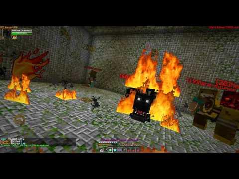 RPG Keron - Пвп с Гришкой Громиком и Школьником (Мда у и тима)