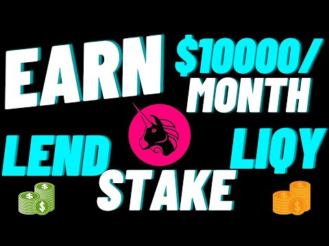 Earn Crypto - Earn $10000/Month | Lend,Stake,Liquidity !