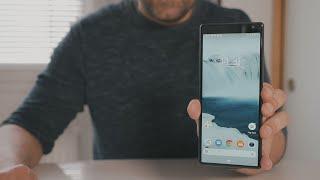 TEST du XPERIA 10 PLUS, le smartphone qui voit long