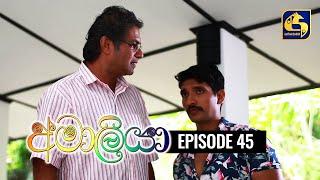 AMALIYA  ll Episode 45 || අමාලියා II 08th November 2020 Thumbnail