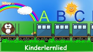 ABC Lied - Kinderlied-Lernlied in Deutscher Sprache - Sing mit Yleekids