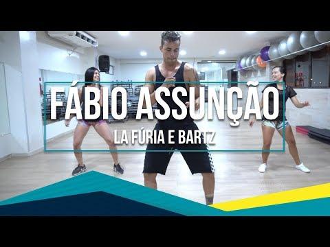 Fábio Assunção - La Fúria e Bartz  Coreografia - SóRit