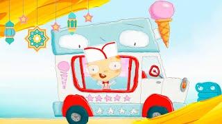عندما قابل هنري سيارة المثلجات - افلام كرتون بالعربية - مسلسلات رمضان - افلام كرتون كيدو