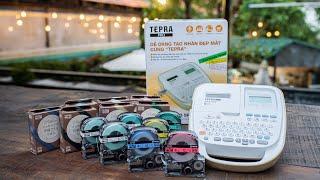 Máy in nhãn Tepra Pro SR-R170V